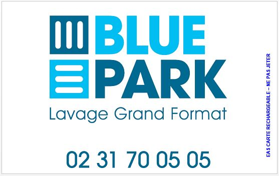 Badge de Lavage Blue-Park